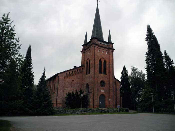 Someron seurakunta kirkolliset